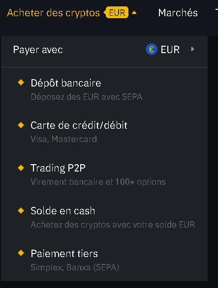 acheter sur binance - achat crypto - best4bonus